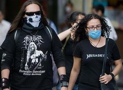 Одноразовые трехслойные медицинские маски в Ижевске