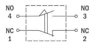 Схемы подключения конечных выключателей