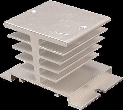 Радиатор для твердотельных реле SSR до 16А SNT-1116