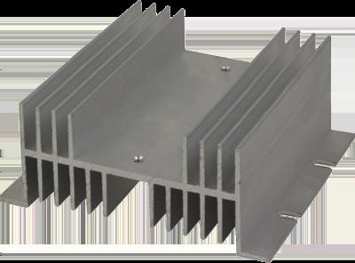 Радиатор для твердотельных реле SSR до 40А SNT-1240