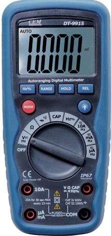 DT-9915 Мультиметр цифровой в Ижевске